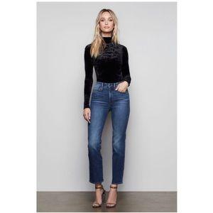 NWT Good American Good Straight Jeans